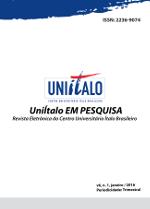 REVISTA UNIÍTALO EM PESQUISA. ISSN: 2236-9074